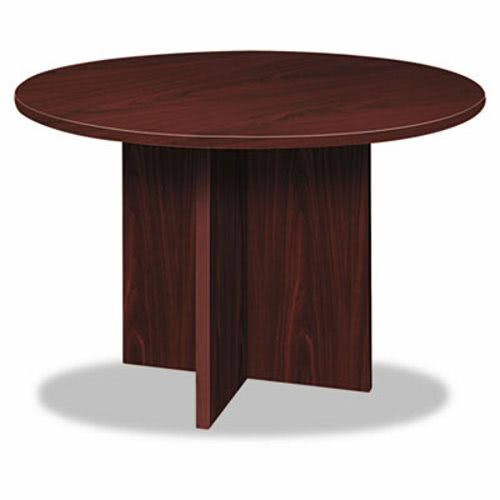 Basyx BL Laminate Series Round Conference Table Dia X H - Series a conference table