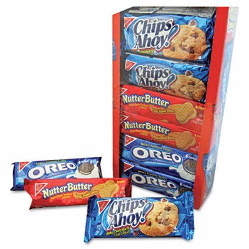 nabisco variety pack cookies 12 assorted packs nfg04738