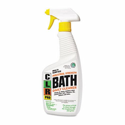 Clr pro bath daily cleaner lavender scent 32oz spray Ingredients in clr bathroom cleaner