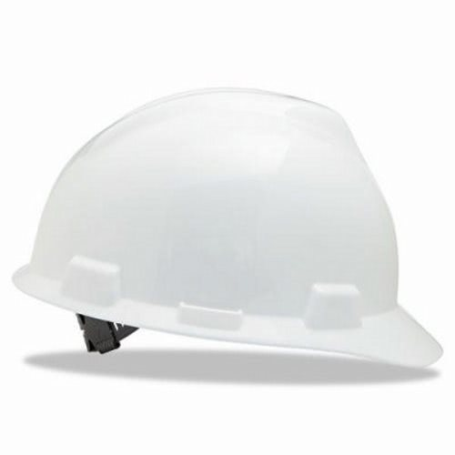 aed079793e6 Msa V-Gard Hard Hats with Staz-On Suspension
