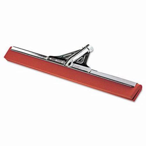 Unger heavy duty 30quot red floor squeegee ung hw750 for Floor squeegees heavy duty