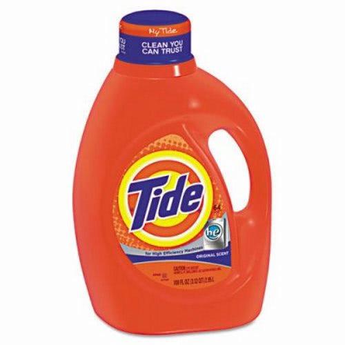 Tide 2x He Liquid Laundry Detergent 4 100 Oz Bottles