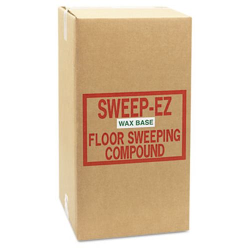 Sorb-All Wax-Based Sweeping Compound, Powder, 50lbs SOR50WAX