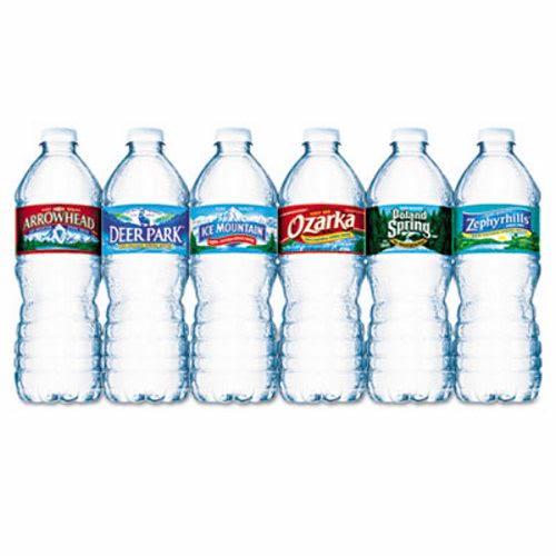 Nestle Waters Bottled Spring Water 5 Liter Bottles 24