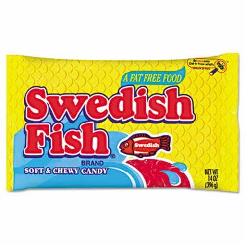 Swedish fish candy original flavor red 14oz dispenser for Swedish fish flavor