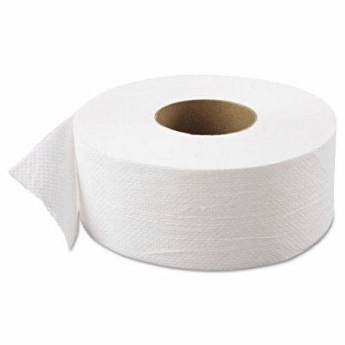 Green Heritage Jumbo Jr 2 Ply Toilet Paper Rolls 12 APM 800GREEN
