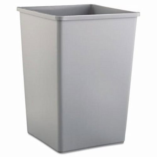 35 Gallon Trash Can Square Trash Can CleanItSupplycom