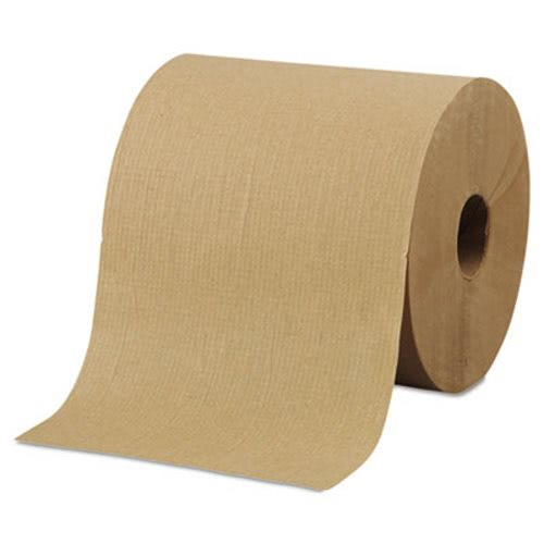 Morcon Hard Roll Paper Towels Brown 6 Rolls Morr6800