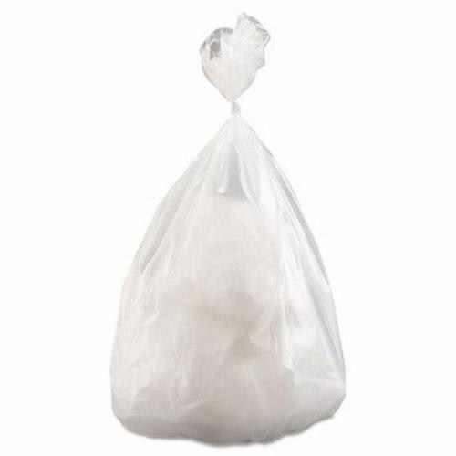 60 Gallon Natural Trash Bags 38x58 14mic 200 Bags Ibs Valh3860n16