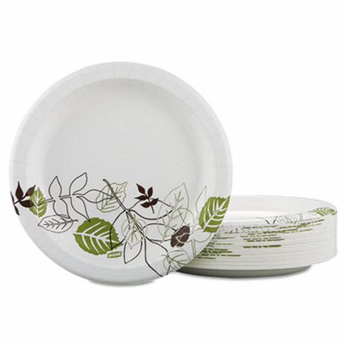 Dixie Pathways 8-1/2  Paper Plates Mediumweight 300 Plates (DXEUX9PATHPBBX)  sc 1 st  CleanItSupply.com & Dixie Pathways Paper Plates 8.5