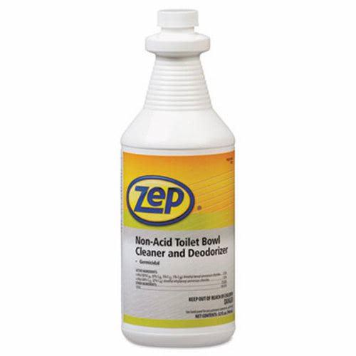 Zep Professional Toilet Bowl Cleaner  Non Acid  qt  Bottle  ZPP1041410. Zep Professional Toilet Bowl Cleaner ZPP1041410
