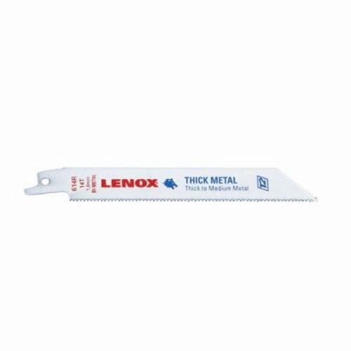 Lenox B614R Bi Metal Recip Blade 6 X 3 4 035 LNX20494B614R