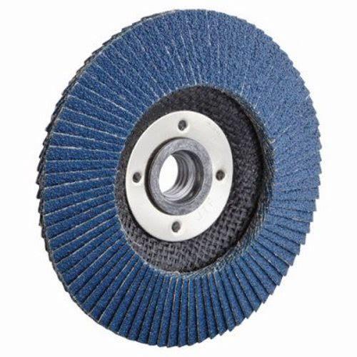Weiler Vortec Pro Abrasive Flap Disc, 4-1/2
