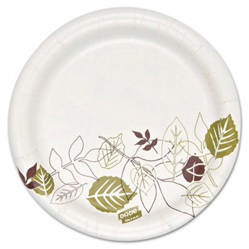 Dixie 5-7/8\  Heavyweight Paper Plates 1000 Plates (DXESXP6PATHCT)  sc 1 st  CleanItSupply.com & Dixie Pathways 5-7/8\