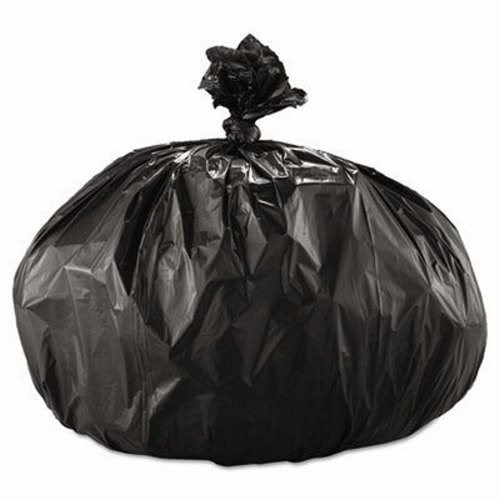 60 Gallon Black Garbage Bags 43x47 2mil 100 Bwk 522