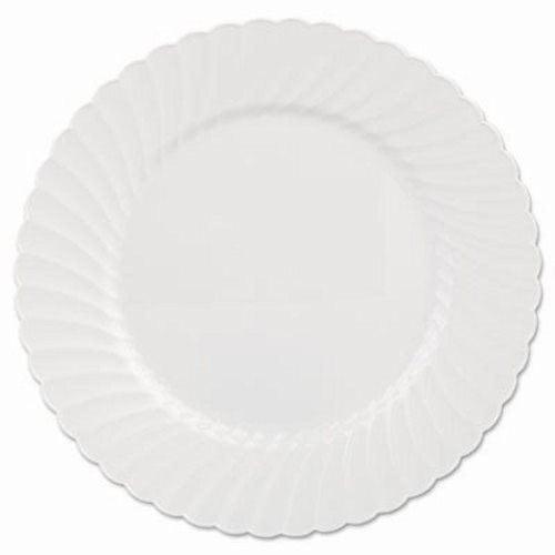 Classicware 10\  Plastic Plates White 144 Plates (WNA CW10144W)  sc 1 st  CleanItSupply.com & Classicware 10\