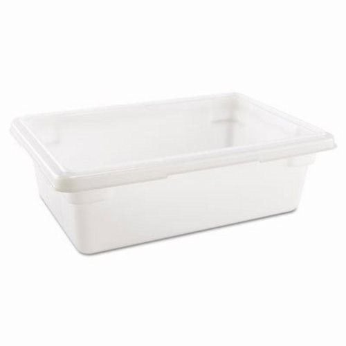 Rubbermaid 3509 White 35 Gallon Food Storage Box