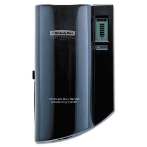 Kimberly Clark Door Handle Disinfectant Dispenser 6 Dispensers (KCC35566CT)  sc 1 st  CleanItSupply.com & Kimberly Clark 35566 Automatic Door Handle Disinfectant Dispenser ...