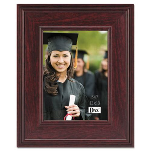 Dax Executive Documentphoto Frame Deskwall Mount Wood 5 X 7