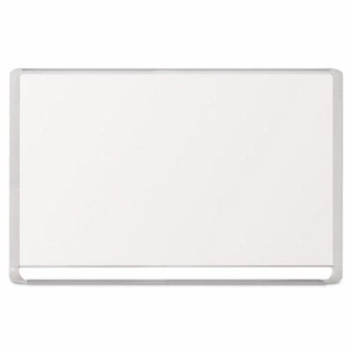 Metal Dry Erase Board : Mastervision lacquered steel magnetic dry erase board