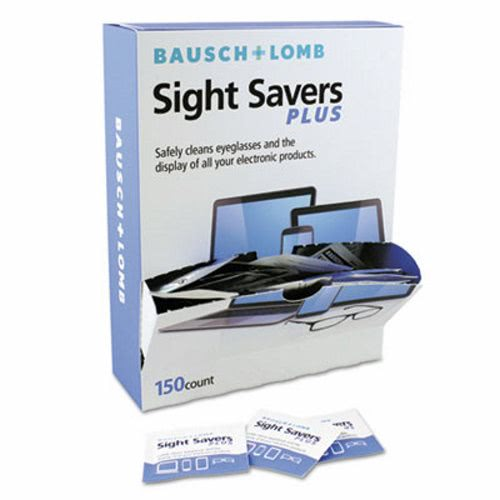 Bausch Amp Lomb Pre Moistened Electronic Cleaning Tissues