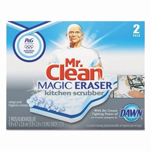 mr clean kitchen scrubber scrubber pads with dawn. Black Bedroom Furniture Sets. Home Design Ideas