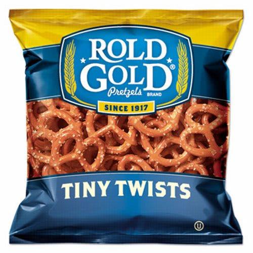 Rold Gold Tiny Twists Pretzels 1 Oz Bag 88 Carton Lay32430