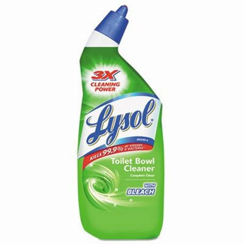 Lysol Brand Disinfectant Bathroom Cleaner With Bleach Rac75055ct
