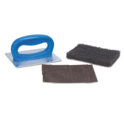 Scotch-brite Griddle Pad Holder Kit, 4