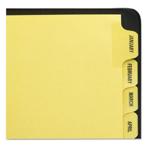 Avery Gold Reinforced Laminated Tab Dividers, 12-Tab