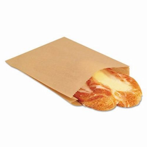 Grease Resistant Paper Sandwich Bags Natural 2 000 Sheets Bgc 300100
