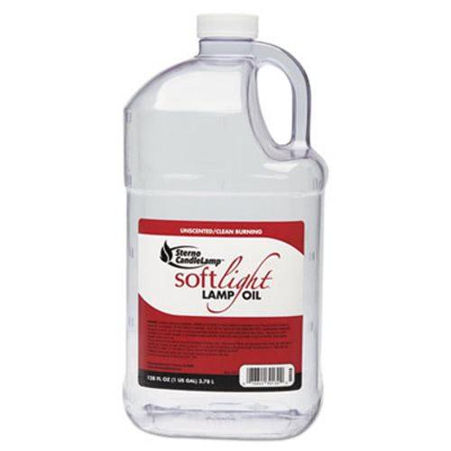 Sterno Soft Light Liquid Wax Lamp Oil Ste30130