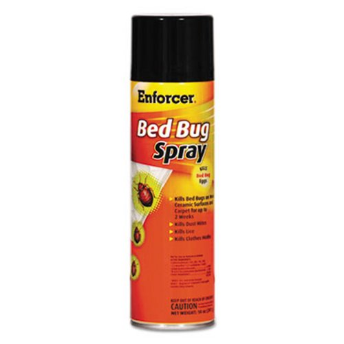 enforcer bed bug spray for bed bugsdust 12 cans amr1043287