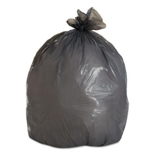 30 Gallon Gray Garbage Bags 30x36 0 95mil 100 Bwk 3036sh