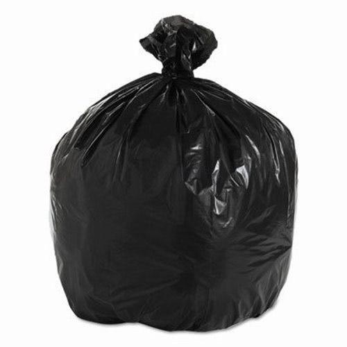33 Gallon Black Garbage Bags 33x39 1 6mil 100 Bwk 520