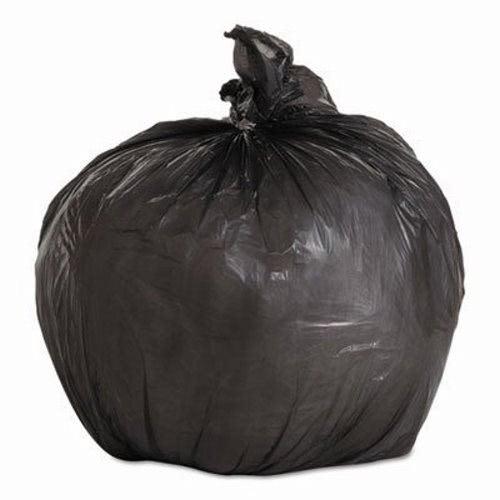 4 Gallon Black Garbage Bags 17x17 0 35mil 1 000 Bwk 1717l