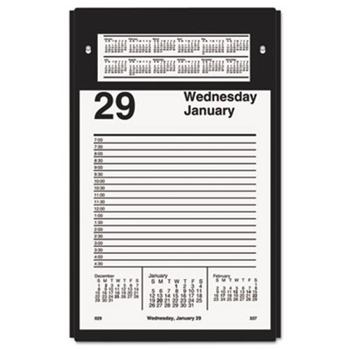 At A Glance Calendar.At A Glance Pad Style Desk Calendar Refill 5 X 8 2019 Aage45850