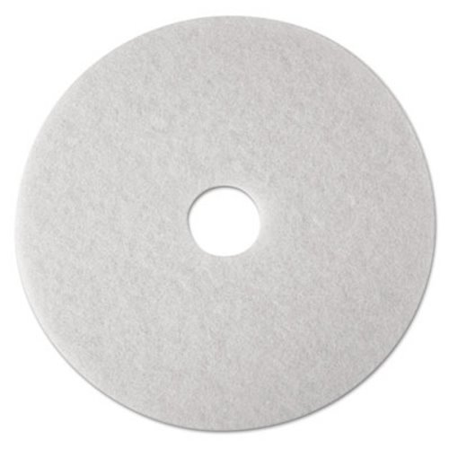 3m White Super Polishing Pad 4100 15 Quot 5 Pads Mmm08479