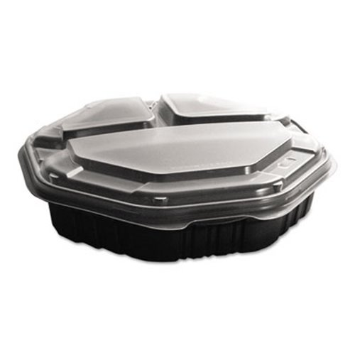 OctaView Hot Food Containers 9 In Medium 100 Containers SCC809014PP94