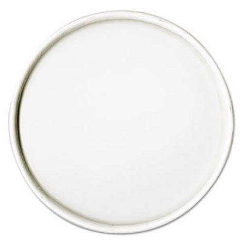 d1c65631a79 Solo Spiral-Wound Paper Hot Cup Lids, Fits 16-oz Cup, White, 500 Lids  (SCCCA16A)