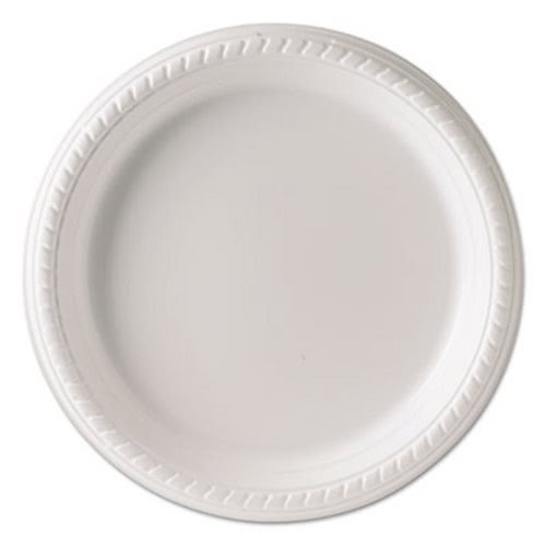 Solo Plastic Plates 9\  White Round 500 Plates (SCCPS95W)  sc 1 st  Clean It Supply & Solo Cup Company Plastic Plates SCCPS95W