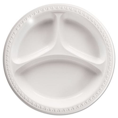 Chinet Heavyweight Plastic Plates HUH81239