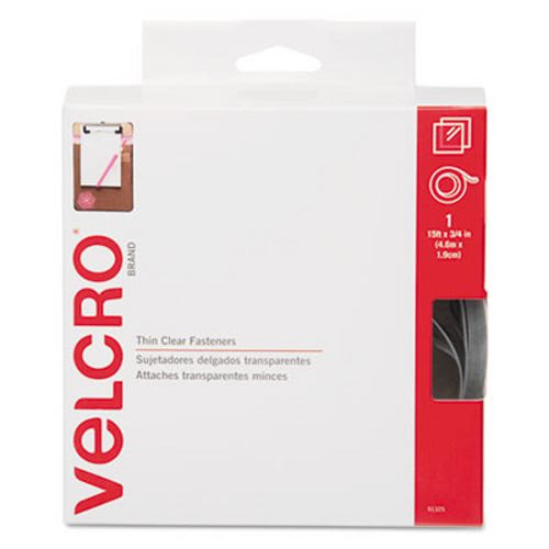 Velcro Sticky Back Hook And Loop Fastener Roll 15 Inches