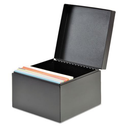 steelmaster index card file holds 400 4 x 6 cards  6 3  4 x