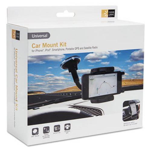 the latest 35b67 159a1 Case Logic Universal Cell Phone Car Mount Kit, Black (BTHCLCMBLK)