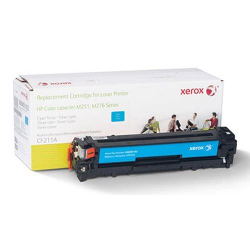 Xerox 006R03182 Remanufactured CF211A (131A) Toner, Cyan (XER006R03182)