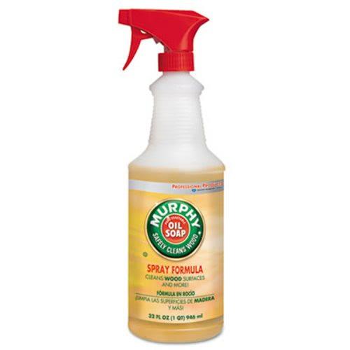 murphy oil soap soap 32 oz trigger spray bottle cpc01185ea. Black Bedroom Furniture Sets. Home Design Ideas
