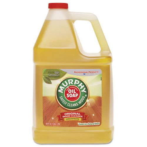 Murphy 01103 Oil Soap Concentrate Wood Cleaner 1 Gallon Cpc01103ea
