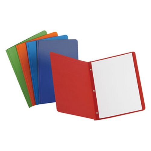 oxford paper report cover tang clip letter 1 2 capacity