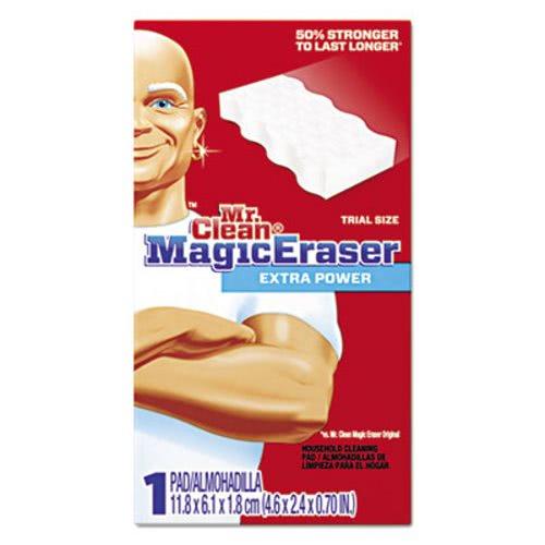 Mr Clean Magic Eraser Extra Power Mr Clean Extra Power